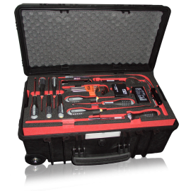 Redbox RBI9400T Mechanics Hand Trolley Case - Imperial