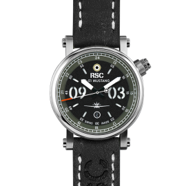 P-51 Mustang 44m Automatic Pilot Watch - RSC8002