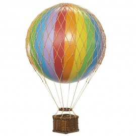 Authentic Models 8.5cm Hot Air Balloon - Floating the Skies AP160E