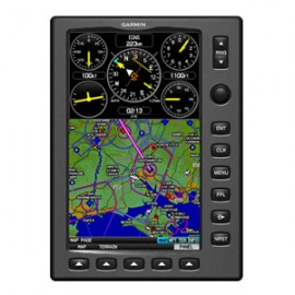 Garmin Aera 695 Portable Aviation GPS Map