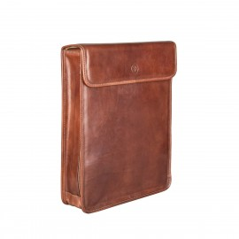 The Sepino - Luxury Italian Leather Shirt Case