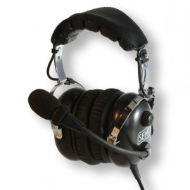 SH30-60 Active Noise Reduction Pilot Headset