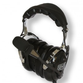 SH30-75 Active Noise Reduction Pilot Headset