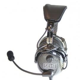 SEHT SH40-60 Carbon Fibre ANR Pilot Headset