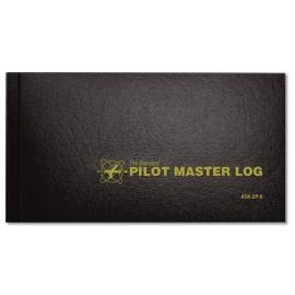ASA JAR FAA Pilot Master Logbook
