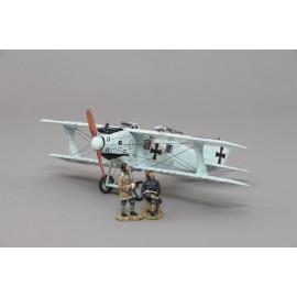 Thomas Gunn 1/30 Scale Aircraft Model - Roland C2 Reconnaissance