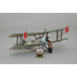 Thomas Gunn 1/30 Scale Aircraft Model - Sopwith Pup 'Zepplin'