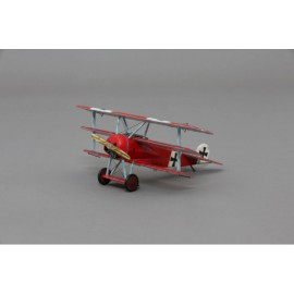 Thomas Gunn 1/30 Scale Aircraft Model - Fokker Triplane