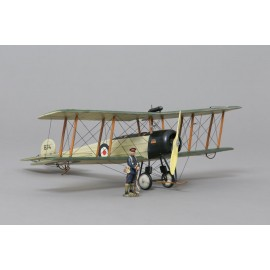 Thomas Gunn 1/30 Scale Aircraft Model - Avro 504 'RNAS'
