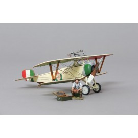 Thomas Gunn 1/30 Scale Aircraft Model - Nieuport 11