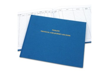 Pooleys Technical & Journey Logbook