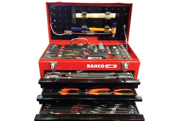Redbox RBI9700TM Mechanics Toolkit with Metal Step - Imperial